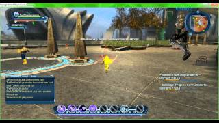 Lets Test DC Universe Online (German) Gameplay #1