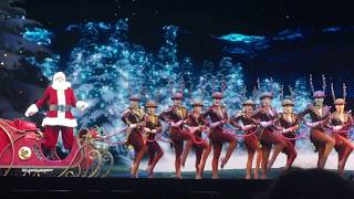 Radio City Christmas Spectacular 2016. Not the entire show but it gives you a good look!