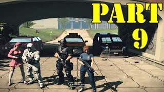 The FGN Crew Plays: APB Reloaded Part 9 - RPG RAGE (PC)