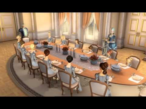 Barbie és a 12 táncoló hercegnő magyar