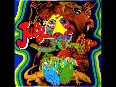 July - July (Full Mono Album) (1968)