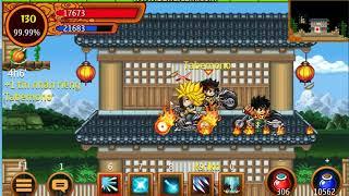 Ninja School Online | Show Đồ Con Cung 130 víp nhất game , học sinh bá đạo ookaza.