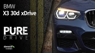 2018 BMW X3 30d xDrive Msport …