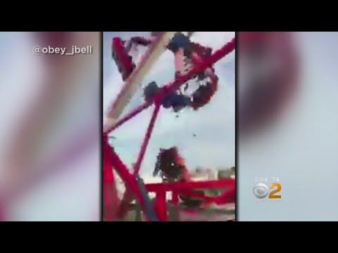 NJ Fairs Close Ride After Ohio Accident