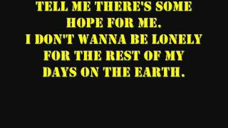 Weezer - perfect situation (lyrics)