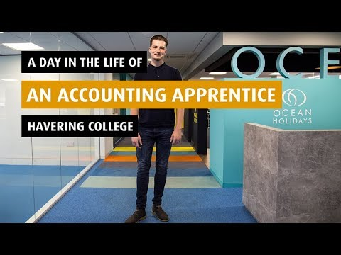 A day in the life of an Accounting Apprentice