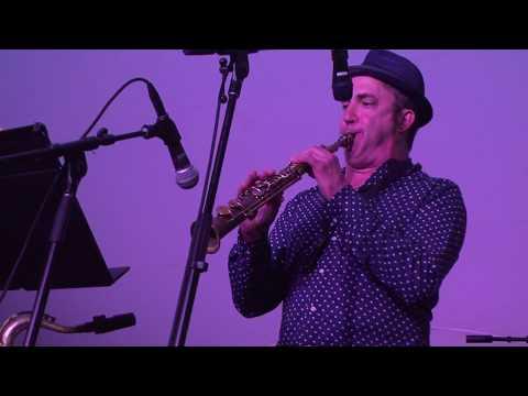 "Dafnis Prieto Sextet, ""Blah Blah"", LIVE @ Summer Solstice Jazz Festival, 2017"