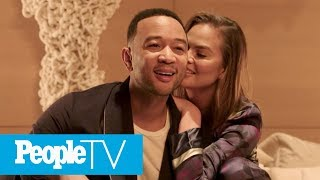John Legend's Secret To Keeping His Marriage To Chrissy Teigen Strong (And Sexy!)   PeopleTV