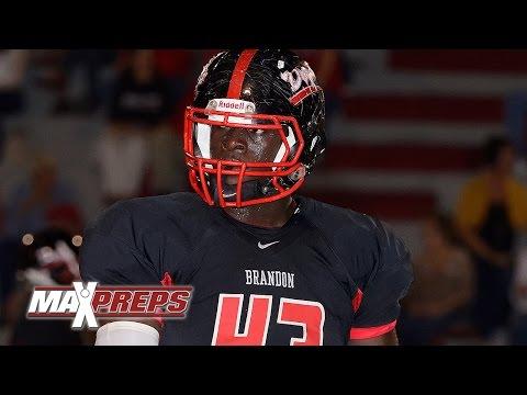 Fletcher Adams (Mississippi State Commit) Highlights