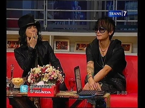 Bukan Empat Mata - VAMPS - Hyde and KAZ [28-11-2013] Part 2 HD