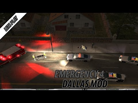 Emergency 4 - Dallas Mod - Lets Play - Preview