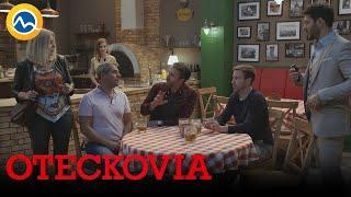 OTECKOVIA - Alex sa aj pred chlapmi správa ako Beátin poslušný psík