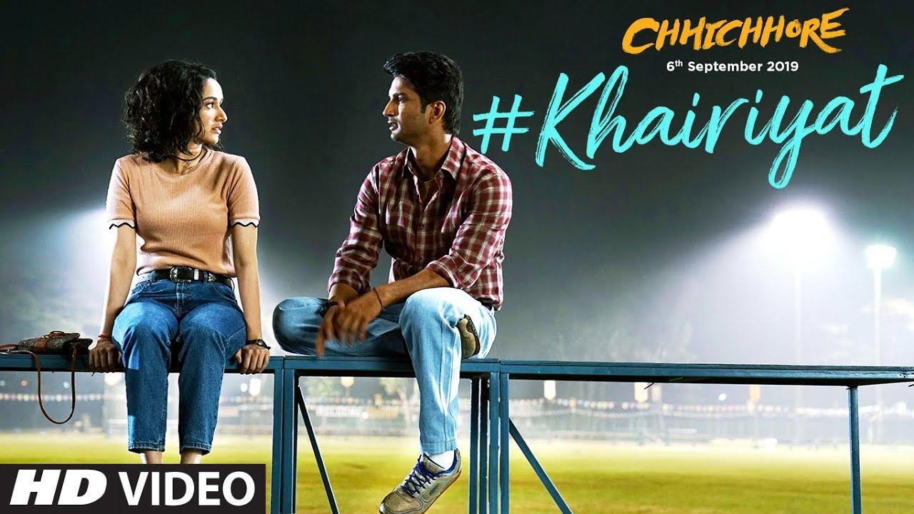 Khairiyat Video | Arijit Singh: Khairiyat Stream Online HD