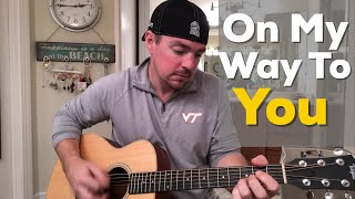 On My Way To You   Cody Johnson   Beginner Guitar Lesson