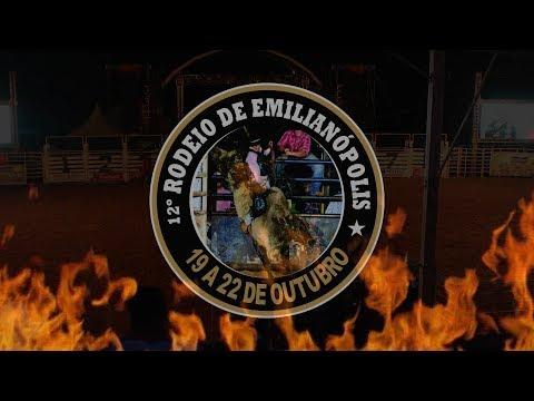 12º Rodeio de Emilianópolis 20/10/2017