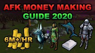 AFK Money Making Guide 2020 [RuneScape 3]