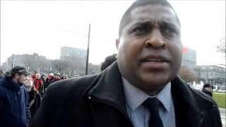 Flashmob  Royal de Luxe pour le Retour du Géant