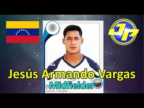 Download Jesús Armando Vargas - Midfielder - JP TALENTO - Venezuela