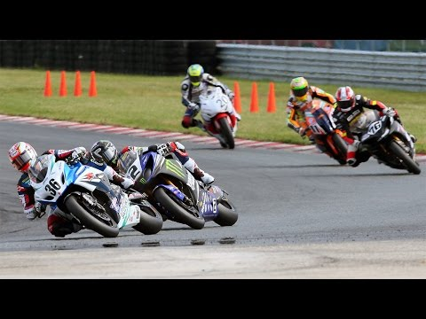 AMA Pro SuperBike Race Two - New Jersey Motorsports Park - 2014