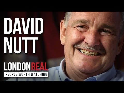 David Nutt - The Truth About Drugs - PART 1/2 | London Real