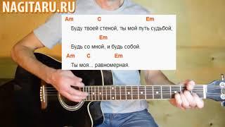 """""""ОБНУЛЯЙ"""" - Песня под гитару в 3 простых аккорда! Разбор для начинающих!"""