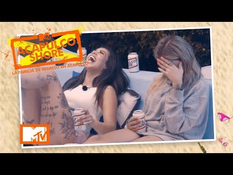 ¡Jacky y Nacha se van a los PUTAZOS! ADELANTO: MTV Acashore T8