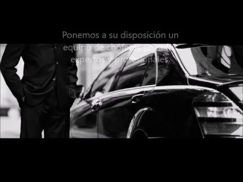 COCHES CON CONDUCTOR - Chofer privado Barcelona