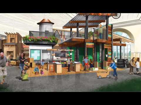 First look: The new Childrens Museum
