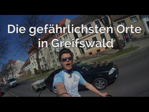 Die gefährlichsten Orte in Greifswald