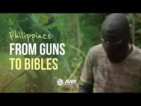 From Guns to Bibles | AWR360°