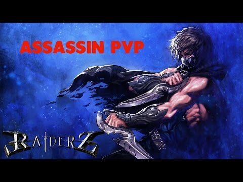RaiderZ Assassin PvP