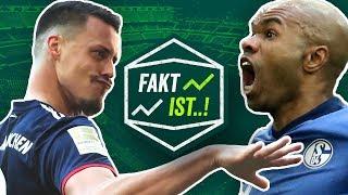 Fakt ist..! Schalke gewinnt Derby, FC Bayern zu gut! Bundesliga Rückblick 30. Spieltag 17/18