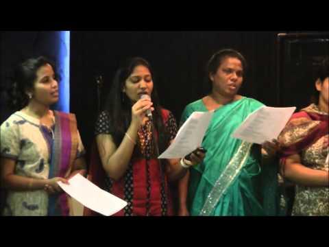 "CFC Denver, Telugu Song ""Jeyamu Nichu"" Led By Sis Blessie"