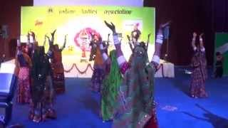 Garba Dance Performance  @ Dandiya Beats-2015