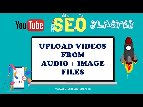 YouTube Automate tutorial | Create and upload videos from audio and image files from YouTube · Duration:  3 minutes 50 seconds