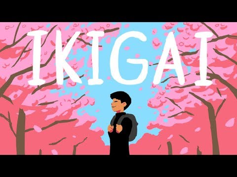 The Japanese Formula For Happiness - Ikigai