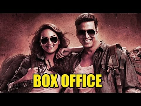 Holiday Box Office  Reaching The 50 Crore Mark In 4 Days