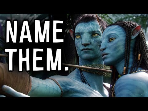 Can you name 3 characters from Avatar? (YIAY #417)