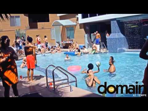 The Domain After Spring Break Pool Party