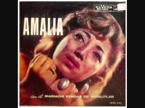 Amalia Mendoza - y Ya