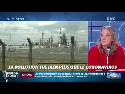 La pollution tue bien plus que le coronavirus