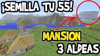 ¡La Mejor SEMILLA TU55 MANSION, 3 ALDEAS Y Más! | Xbox 360/ONE/PS3/PS4/PSVITA/Wii U