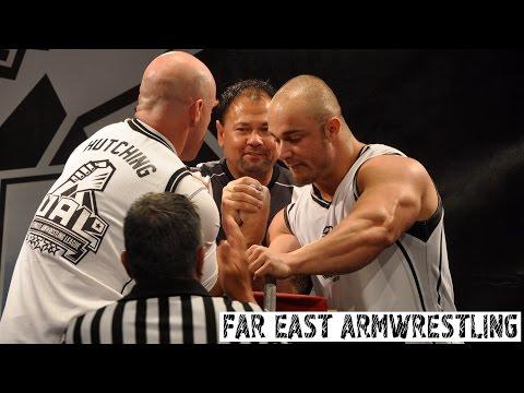 ARMWRESTLING WAR Todd Hutchings vs Chris Chandler at UAL 4