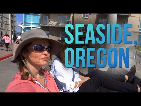 The Beach: Seaside, Oregon