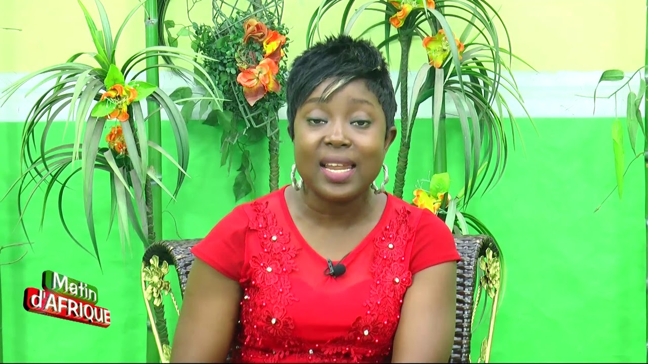 Matin d'Afrique Ruth 2018 12 17 1