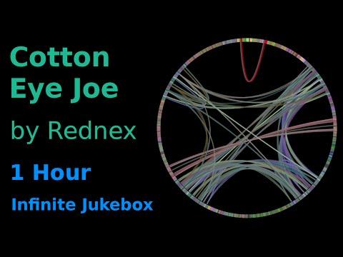 Cotton Eye Joe  Rednex 1 Hour Infinite Jukebox