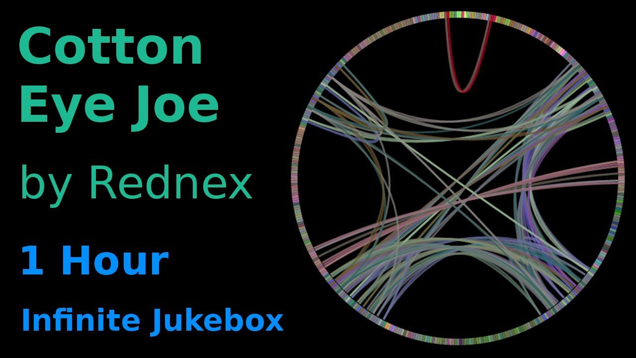 Cotton Eye Joe by Rednex [1 Hour] Infinite Jukebox #1