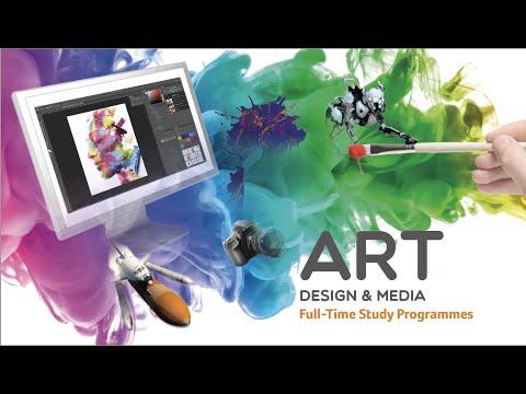 Art & Design Study Programmes