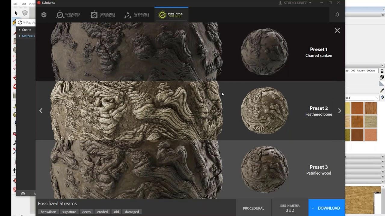 """UNREAL vizualizacijos ir tekstūros (""""Catch up SketchUp"""" konferencija)"""