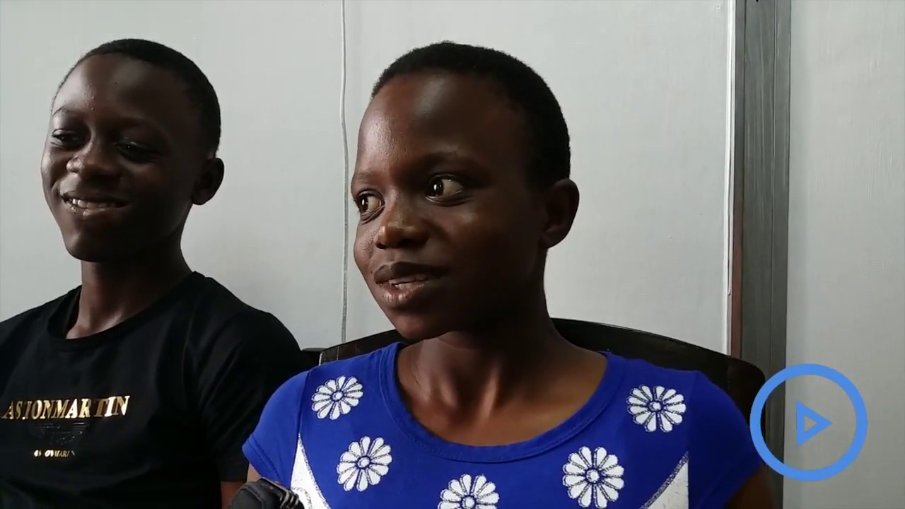 Twins who scored 400 marks get Alliance boys and girls high school call up letters respectively
